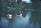Baptism in the Tullahan River