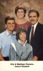 Eric Parsons family