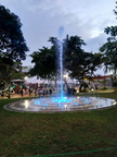 Fountain in Valenzuela City Family Park