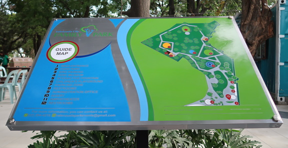 Map of Valenzuela City Family Park